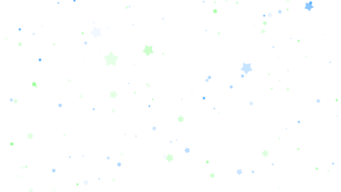 Mov187 star up particle loop alpha 04 CG動画