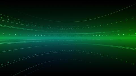 AI artificial intelligence digital network technologies 19 2 BG 6 green2 4k Animation