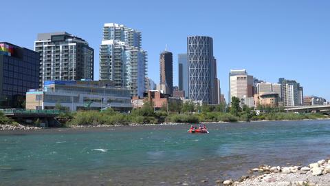 Calgary, Alberta, Canada Live Action