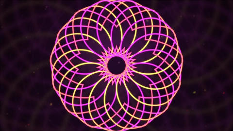 Mandala Logo Reveal Plantilla de After Effects