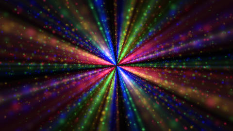 Light Music Background Animation