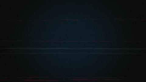 Motion retro lines with noise, abstract background CG動画