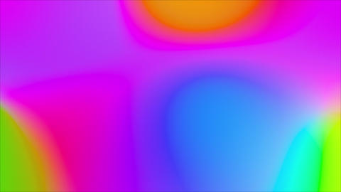 Colorful Bright Fast-Moving Gradient Prism Background CG動画
