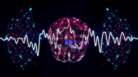 Neuro Vj 4K 03 Vj Loop Animation