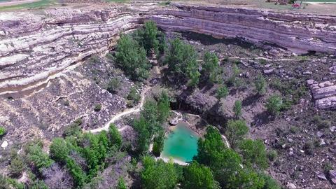 Canyon lake Footage