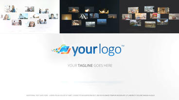 Multi Media Logo Reveal - After Effects Template After Effects Template