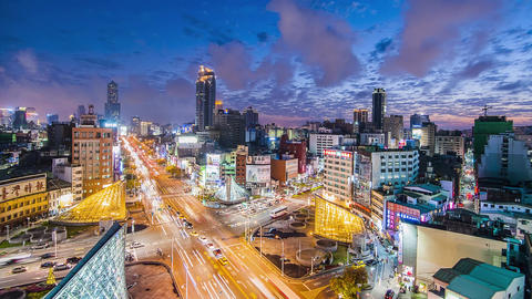 KAOHSIUNG, TAIWAN, 21 MAY 2015: Southern located in Taiwan, is a port city, has  Live Action