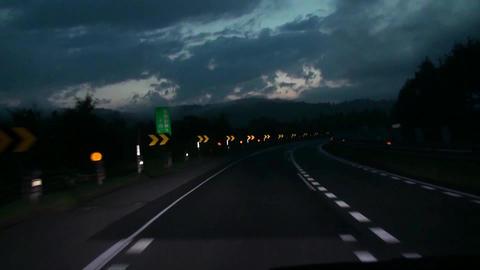 夜明けの東北道 ビデオ