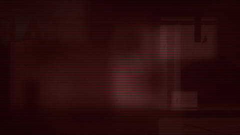 Red Dirty Film Background Animation