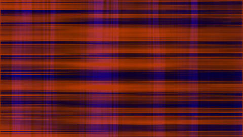 Red And Blue Lines Flowing Noise Background Animation