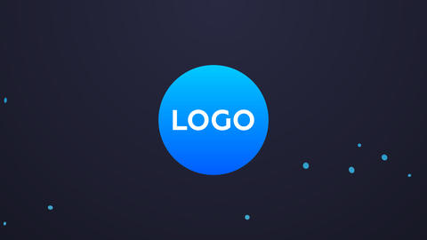 Liquid Logo Reveal After Effects Template