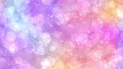 Fantasy kawaii Particle01 Loop Animation