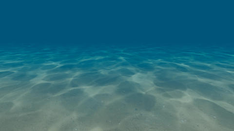 Water texture with sunlight refraction animation Footage