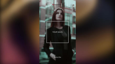 Instagram Fashion Stories Pack 5 After Effects Template
