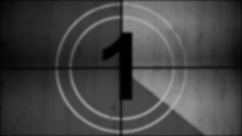 Universal Countdown Leader stock footage