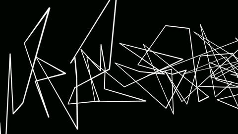 abstract white Stock Video Footage