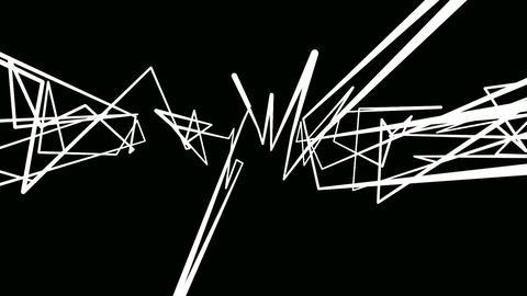 graffiti luminance Stock Video Footage