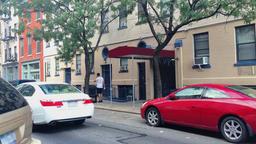 Generic Unbranded Hotel or Apartment Building Establishing Shot Footage