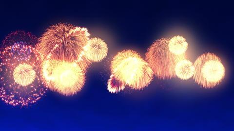 Fireworks Festival 5 Fm1 4k Animation