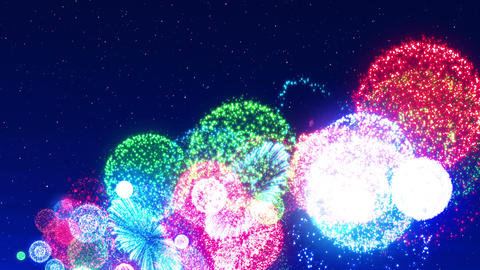 Fireworks Festival 5 Gn1p 4k Animation