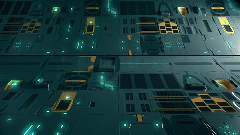Sci-Fi Loop 4K ビデオ