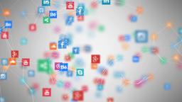 Social network Animation