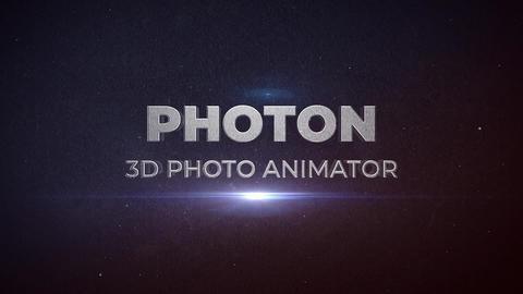 PHOTON - 3D Photo Animator Premiere Proテンプレート