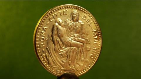 1956 Vatican Coin ビデオ