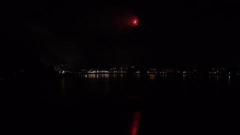Fireworks - Lake Kawaguchi (Japan) - Field Recording Sound - 005 - Fix Footage