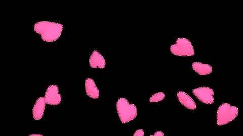 [alt video] Heart particle shoot