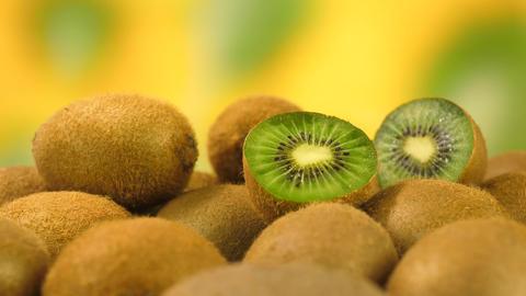 Delicious Fresh Kiwi Fruit GIF