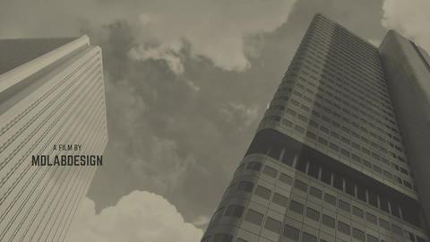Metropolis Plantillas de Premiere Pro