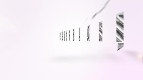 Slice Logo Dir After Effects Template