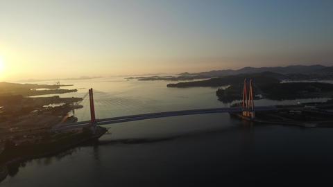 Jindo Bridge - 01 Footage