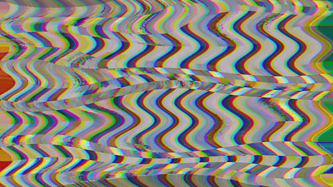 Surreal colorful gradient shining texture, conceptual nineties feel Footage