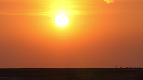 Golden Sun Timelapse Background Timelapse ビデオ