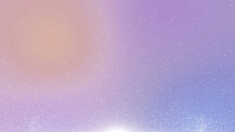 Particles pastel color business clean bright glitter bokeh dust abstract background loop GIF