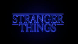 stranger things Footage