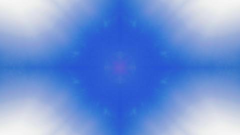 Transforming casual geometrical nostalgic iridescent pattern Footage