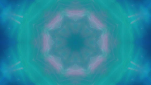 Abstract trendy geometrical sci-fi iridescent pattern Footage