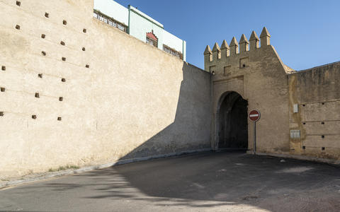 Bab Lahdid gate Photo