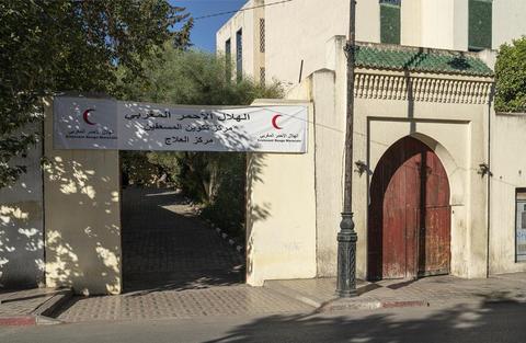Moroccan Red Crescent headquarters Photo