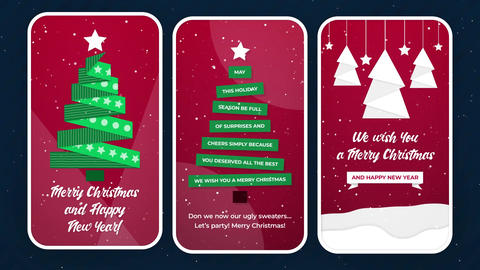Christmas Stories Plantillas de Motion Graphics