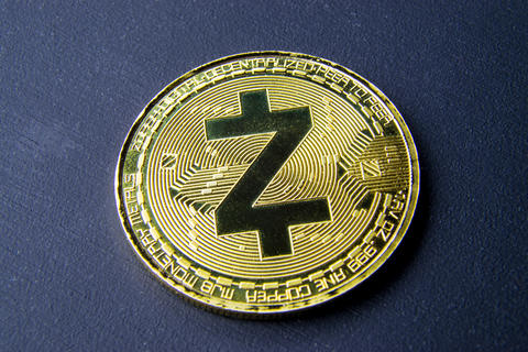 Zcash coin 02 フォト