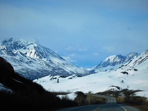 Road to Valdez フォト