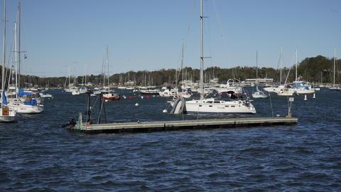 Yachts Club, Huntington Long Island New York 2019 フォト