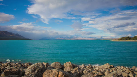 2015-12-01 Lake Pukaki 01 HD A T4i Footage