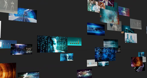 System Integration with Digital Platform Network Technology Live Action