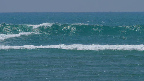 Waves on Coral Reef Archivo