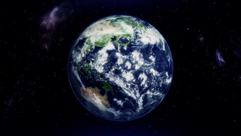 CG Earth Background Videos animados